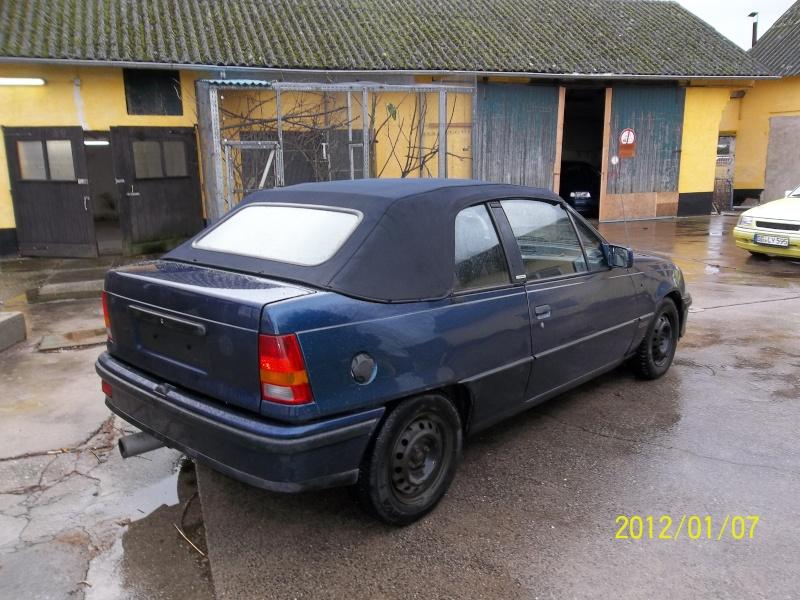 Didda´s Kadett cabrio GSI Neuaufbau 101_0047