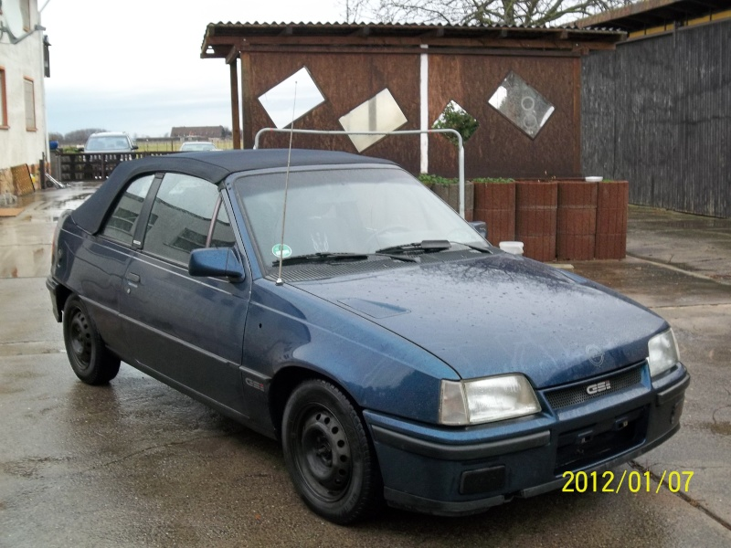 Didda´s Kadett cabrio GSI Neuaufbau 101_0048