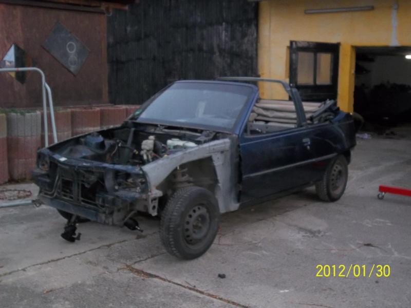 Didda´s Kadett cabrio GSI Neuaufbau 101_0058