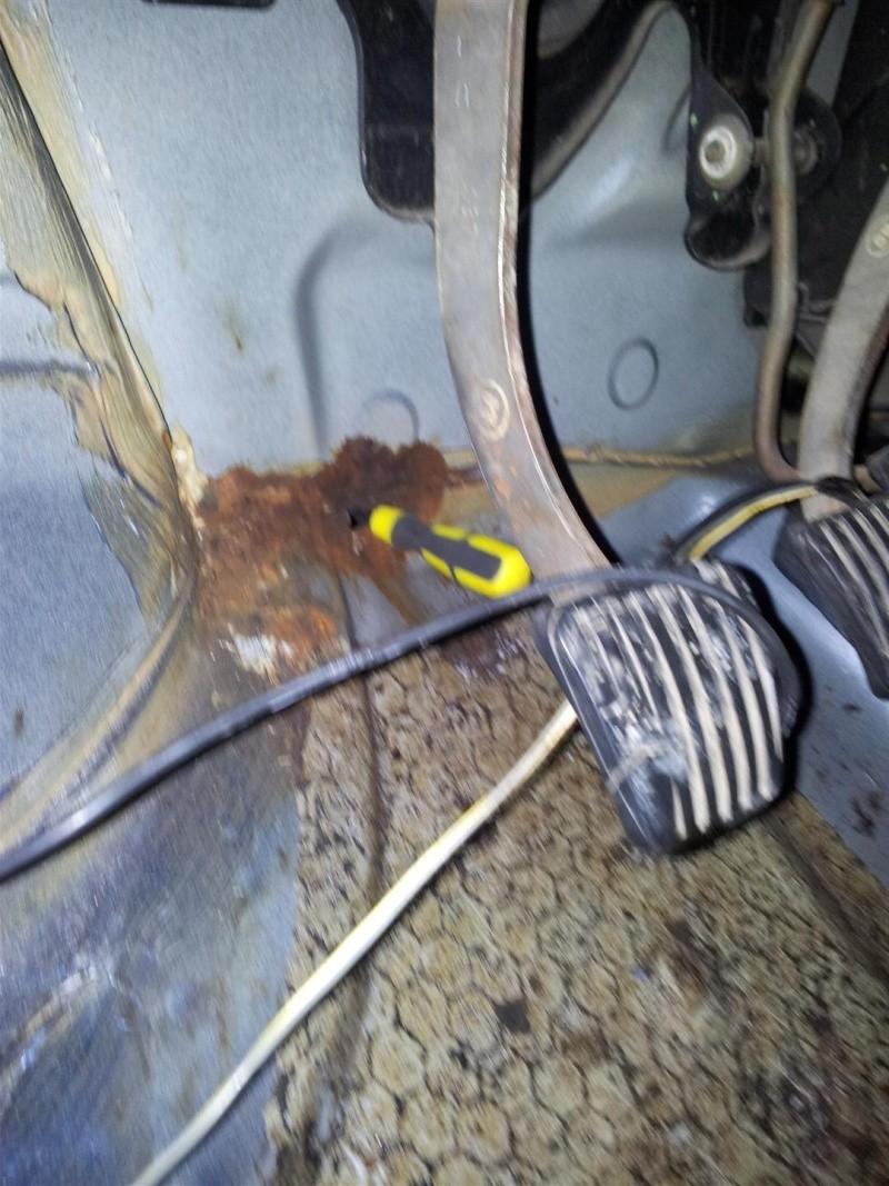 Didda´s Kadett cabrio GSI Neuaufbau 20120122