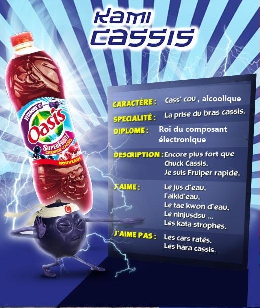 Kami Cassis Fruitf13