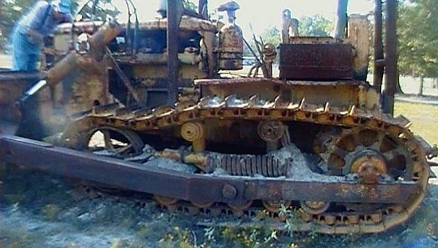 Bull Dozer 1/35è The Tank Workshop  93897113