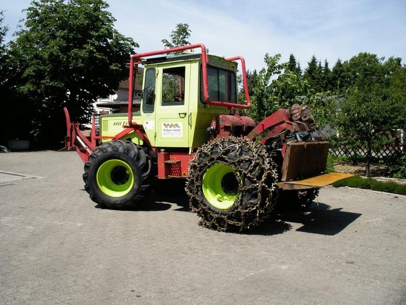 unimog mb-trac wf-trac pour utilisation forestière dans le monde - Page 5 1mbtra10