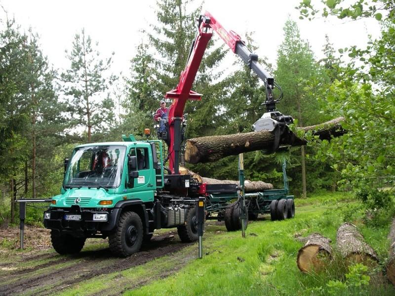 unimog mb-trac wf-trac pour utilisation forestière dans le monde - Page 5 6holzt10