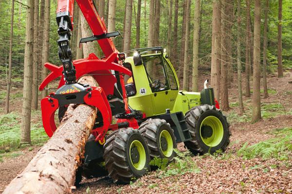unimog mb-trac wf-trac pour utilisation forestière dans le monde - Page 5 6x6_zu10