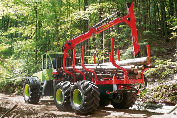 unimog mb-trac wf-trac pour utilisation forestière dans le monde - Page 5 6x6_zu11