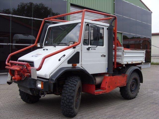 unimog mb-trac wf-trac pour utilisation forestière dans le monde - Page 5 Camion10