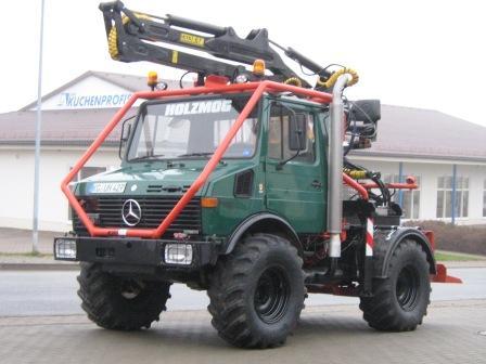 unimog mb-trac wf-trac pour utilisation forestière dans le monde - Page 20 Holzmo11