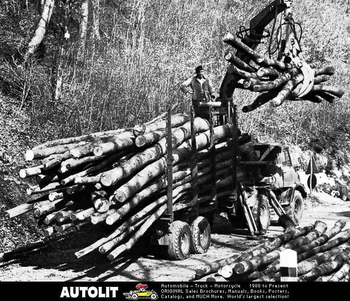 unimog mb-trac wf-trac pour utilisation forestière dans le monde - Page 19 J132010