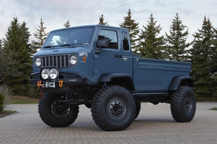 unimog jeep Jeep-w10
