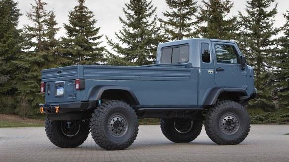 unimog jeep Jeep-w11