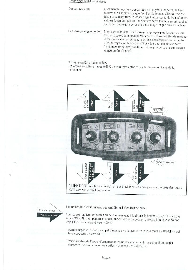 RADIO COMMANDE PLANAR V4 FORESTIER Numari23