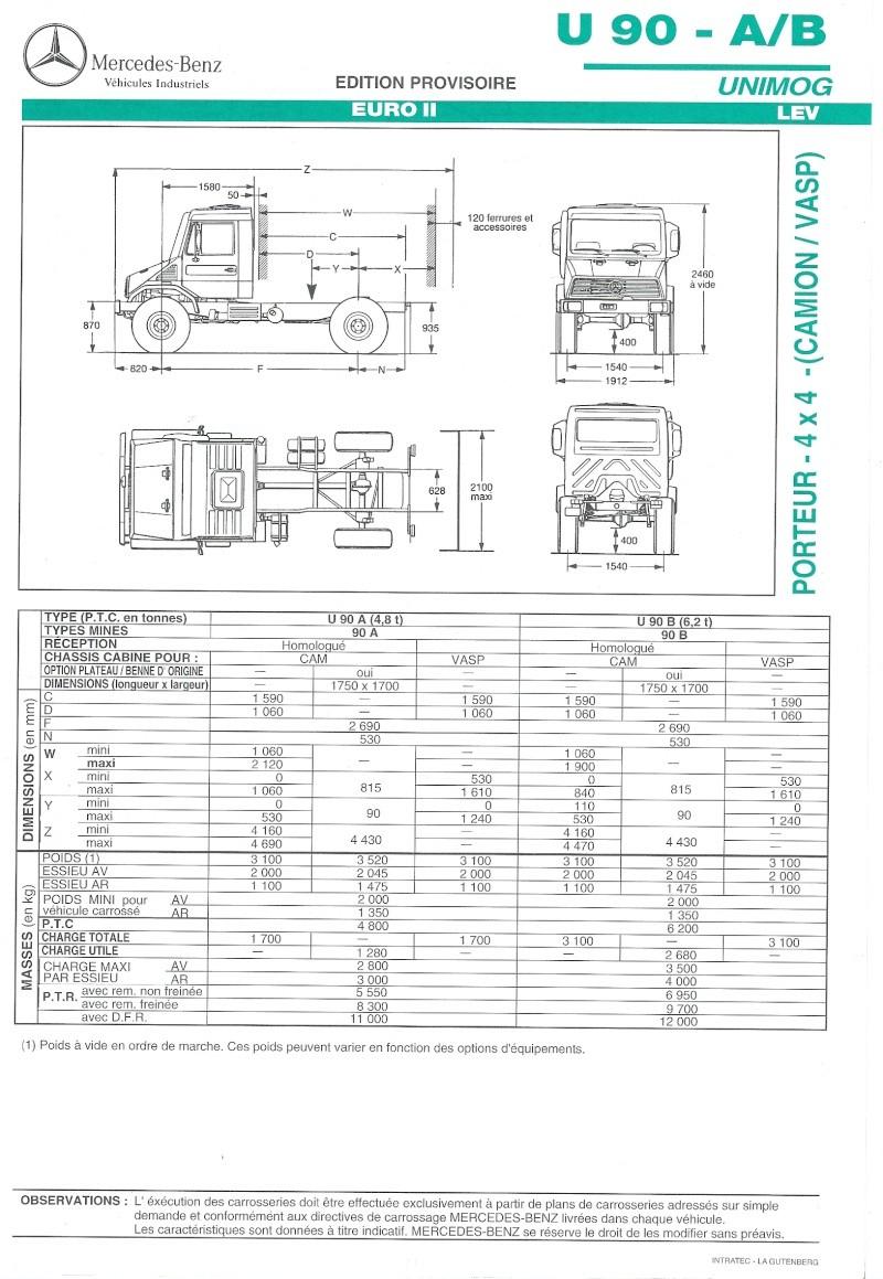 Unimog U90 Numari43