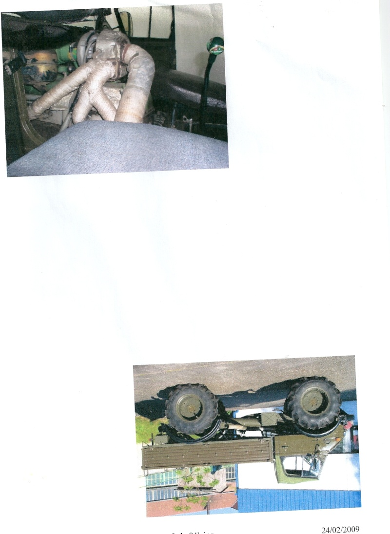 montage turbo sur 406 416 et grosses roues Numari45