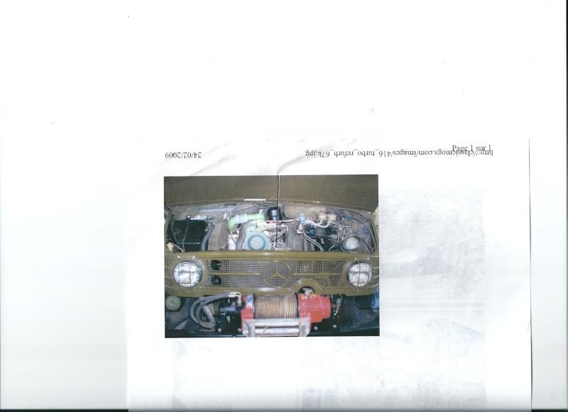 montage turbo sur 406 416 et grosses roues Numari47