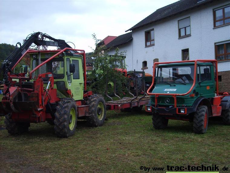 unimog mb-trac wf-trac pour utilisation forestière dans le monde - Page 6 S5003710
