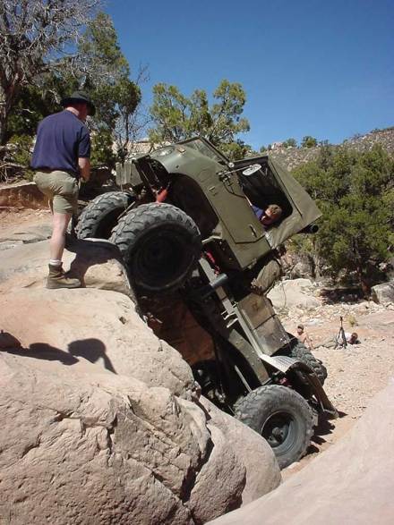 photo de rock crawling Tysonp10