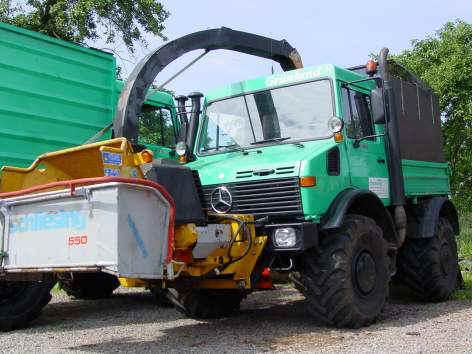 unimog mb-trac wf-trac pour utilisation forestière dans le monde - Page 19 U1650h10