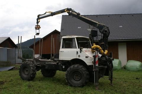 unimog mb-trac wf-trac pour utilisation forestière dans le monde - Page 6 Unimog14