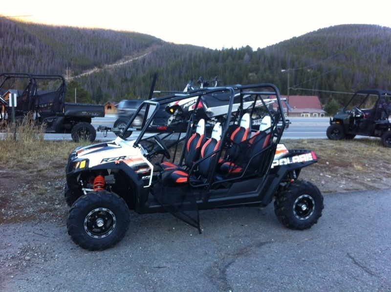 2012 RZR 4 seats - orange/black/white Rzr4_p11