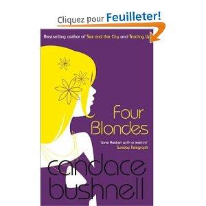 Candace Bushnell, Sex and the city et autres romans Fourbl10