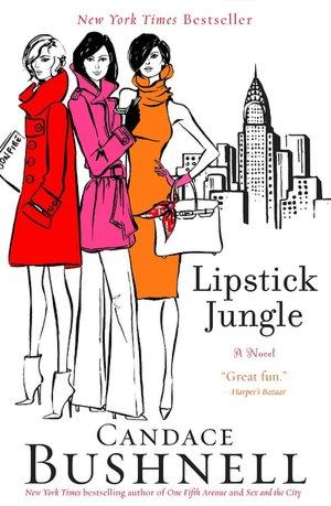 Candace Bushnell, Sex and the city et autres romans Lipsti10