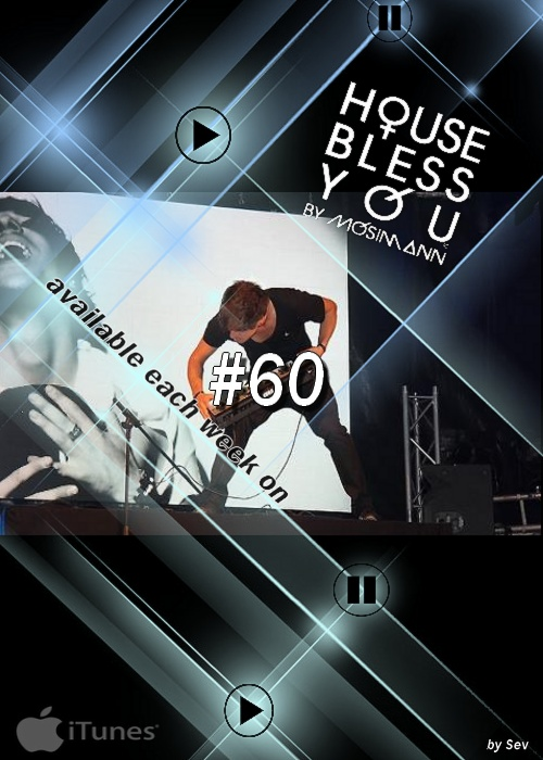 "Podcast ""House Bless You"" #60 Sans_380"