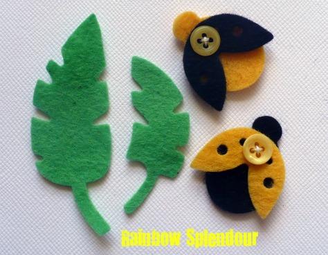 Rainbow Splendour Lady Beetles 016yel10