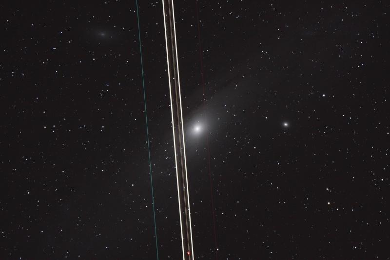 Sabotage sur M31 L_m31_10