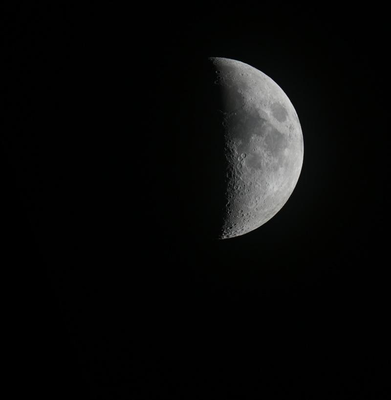 La Lune ce soir vers 16H40 TU Lune_111