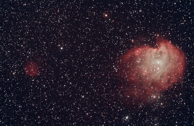 NGC2171 avec sh2-247 Ngc21710