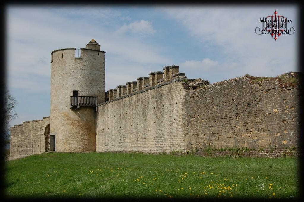 SPK repérage Avenches - 2 remparts - 1/3 Avench61