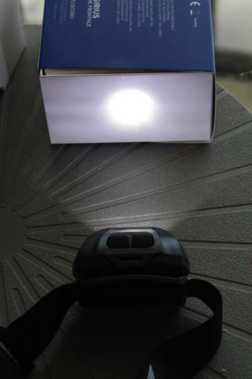 NOUVEAUTÉ 2020 : la lampe frontale rechargeable ATCF Img_5116