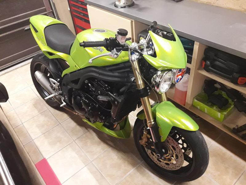 Vous rouler aussi à moto ... Montrez nous vos belles  - Page 2 15264011