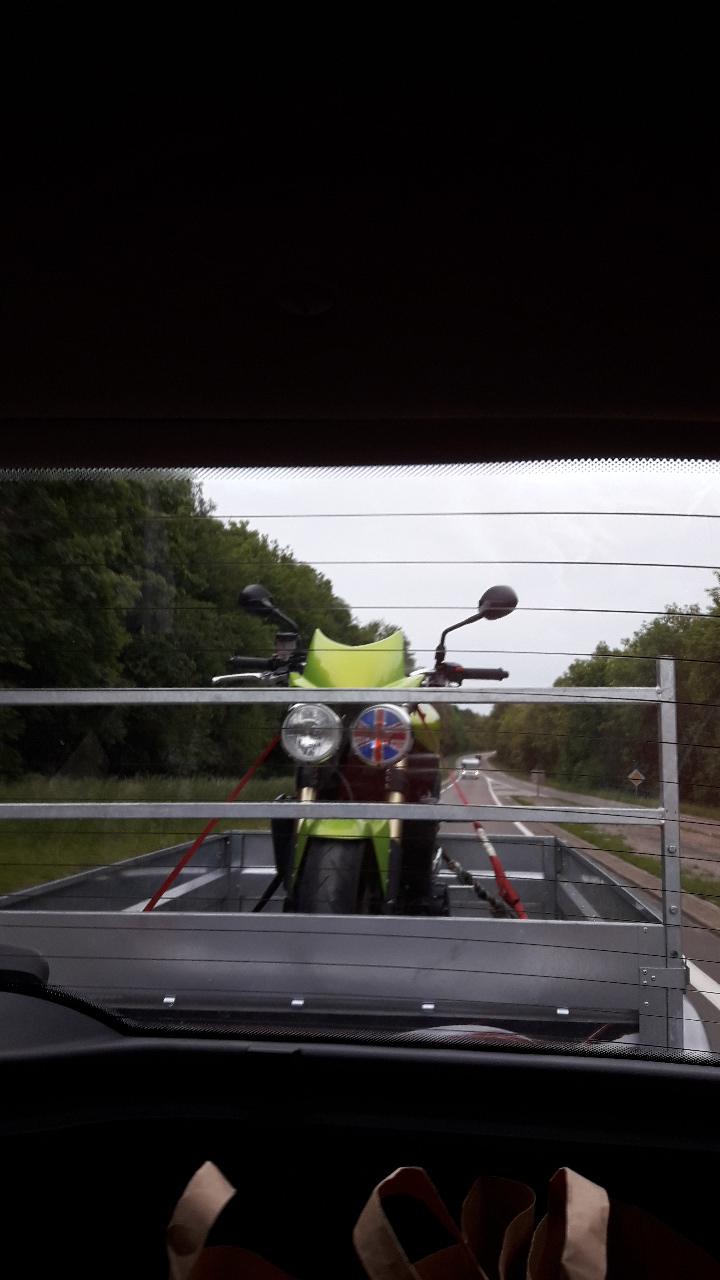 Vous rouler aussi à moto ... Montrez nous vos belles  - Page 2 20180510