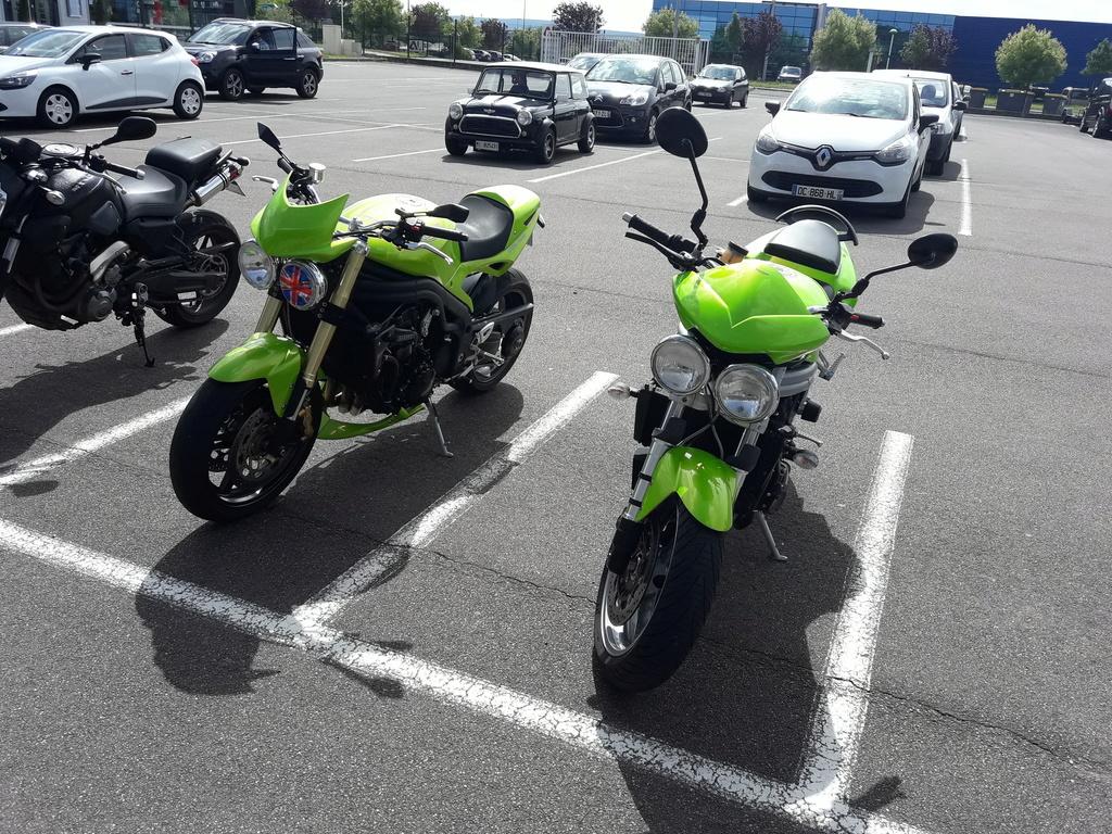 Vous rouler aussi à moto ... Montrez nous vos belles  - Page 2 20180612