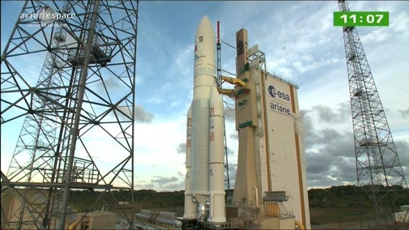 Lancement Ariane 5 ECA VA210 / StarOne C3 + W6A - 10 novembre 2012 - Page 2 A510no10