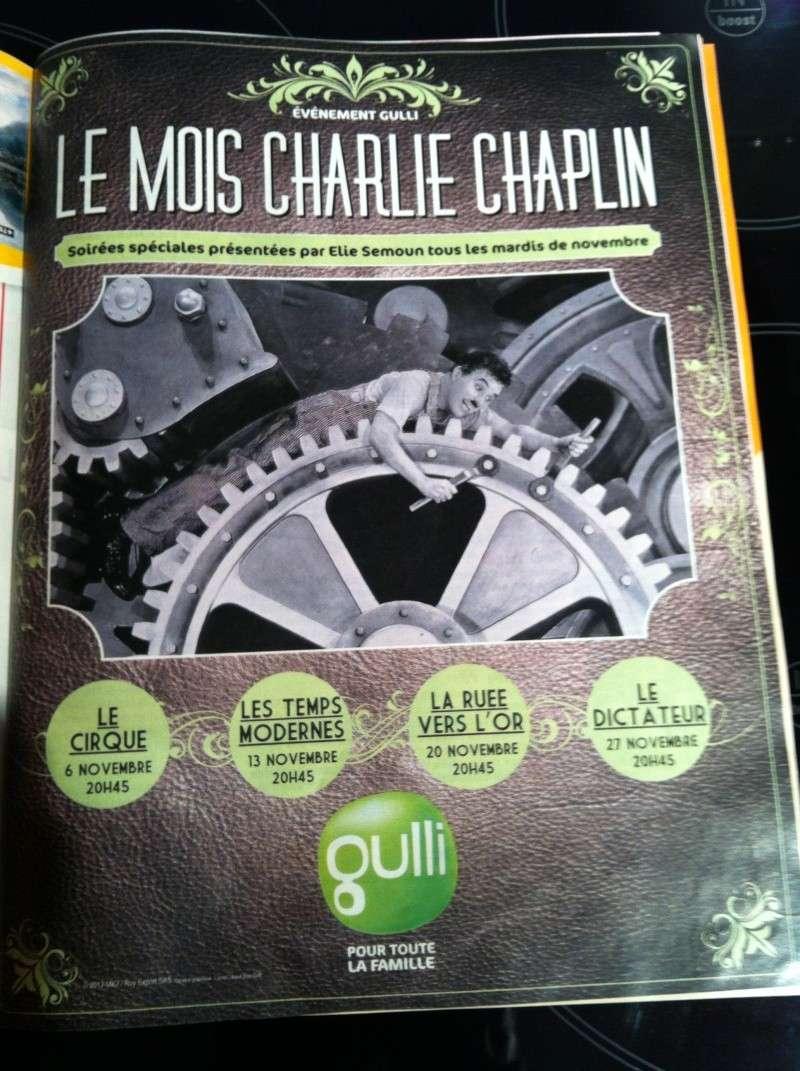 En novembre Chaplin à la téloche  Img_1610