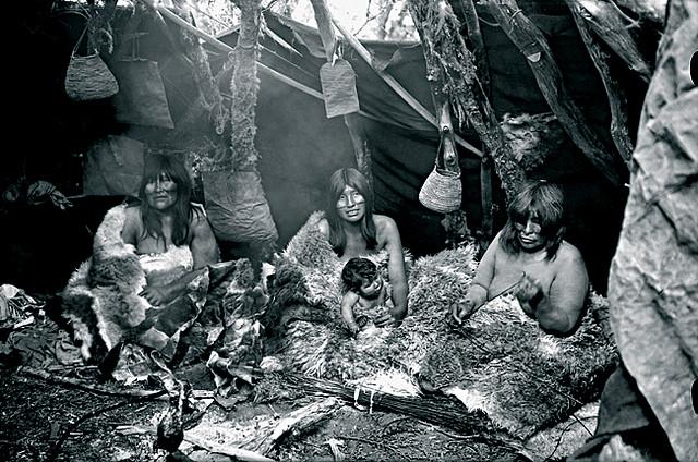 Chasseurs cueilleurs de Patagonie 30975010