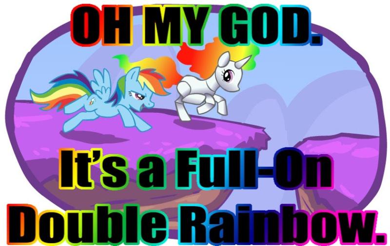 Rainbow Dash vous défie à Robot Unicorn Attack My20li10