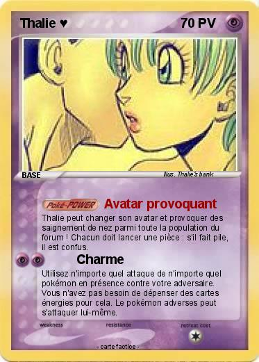 La Halle aux Avatars ! - Page 3 Pokamo14