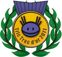Les Tric Trac d'Or 2011 aux Sables d'Olonne ! Logott10