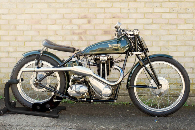 Triumph 350 Sprint Special 1935 Baquil10