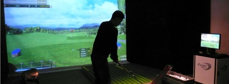 Shabu Shabu [Resto Coréen/Noraebang/Screen Golf] Golf10
