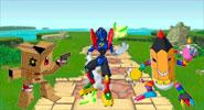 Ficha de Digimon Inventados