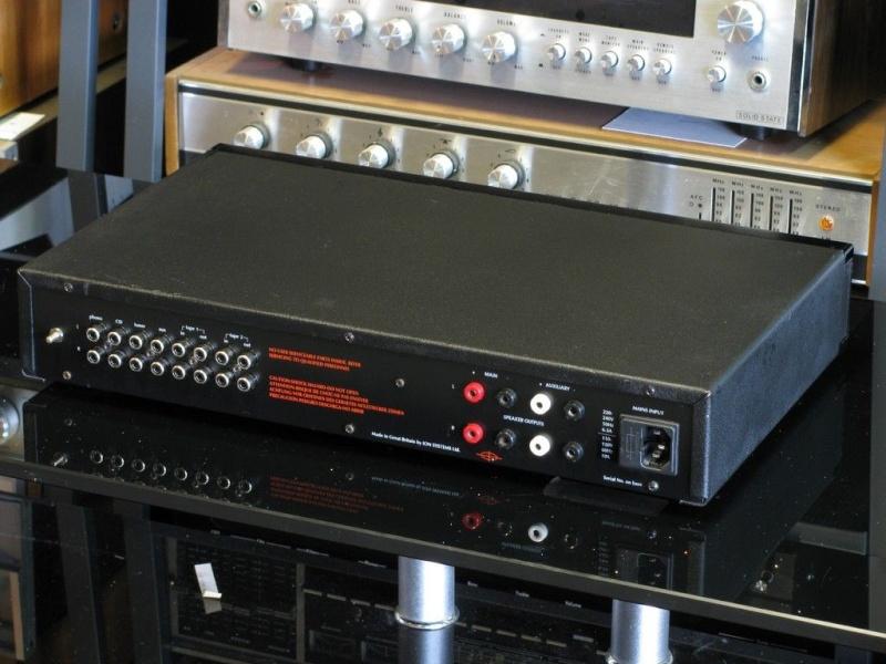 Ion Systems Obelisk 100 - amplinglese amato da Joe Akroyd (Royd Audio) 410