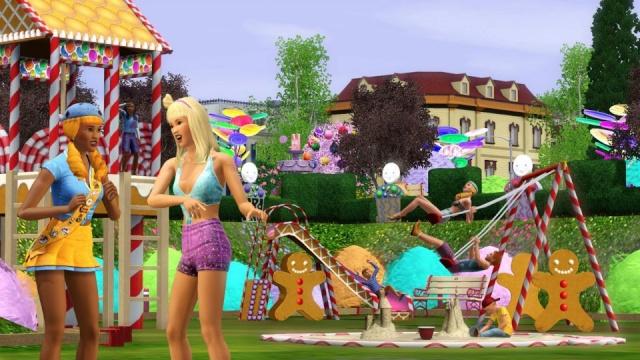 Les Sims™ 3 : Katy Perry Délices Sucrés Kit Simskp11