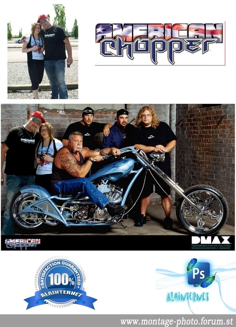 montage avec célébritées Americ10