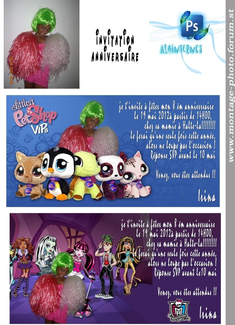 cartes anniversaire - Page 7 Annive10