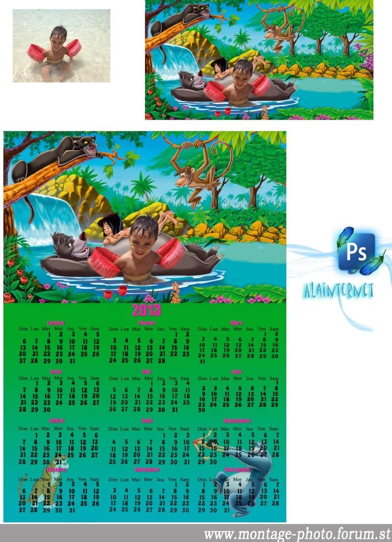 creation de Alainternet 'cartes de noel calendrier ect.... Calen139